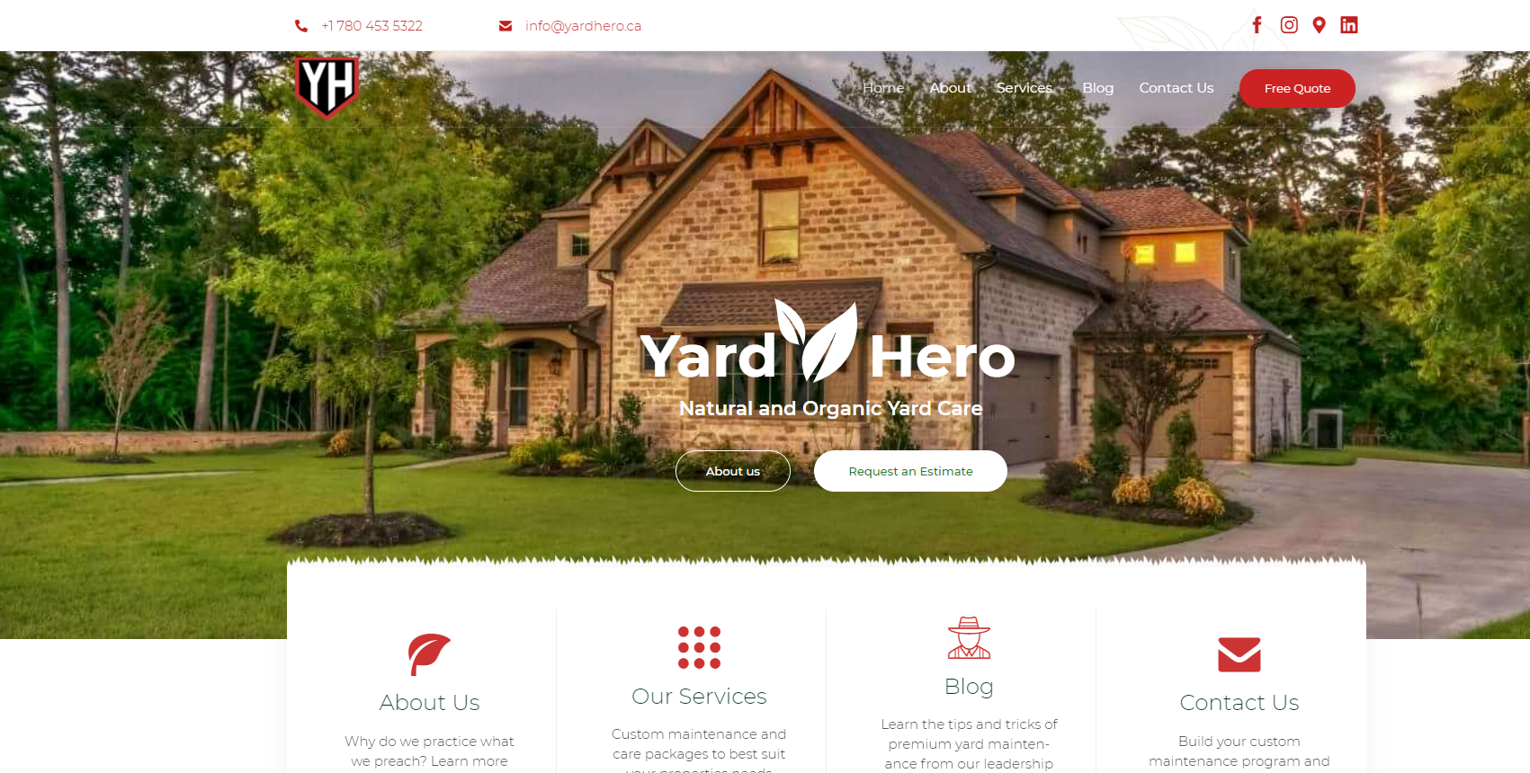 Introducing New Brand Yard Hero! Lawn Mowing and Snow Removal Services – February 2021 Updates