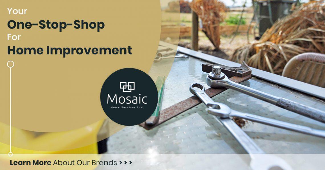 Mosaic Home Services December 2020 Update